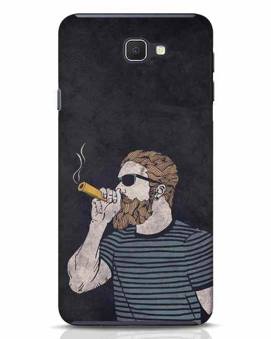 Shop High Dude Samsung Galaxy J7 Prime Mobile Cover-Front