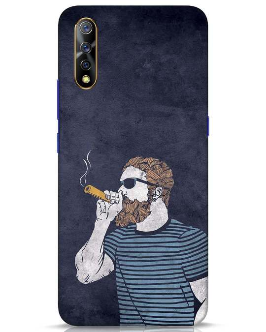 Shop High Dude Vivo S1 Mobile Cover-Front