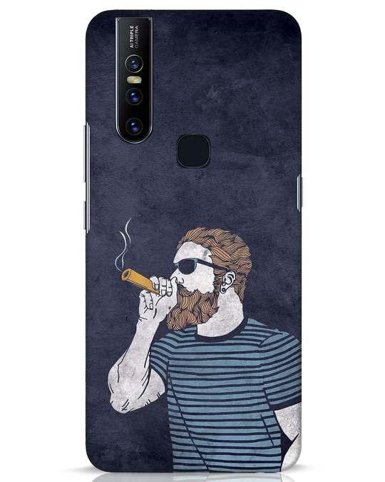 Shop High Dude Vivo V15 Mobile Cover-Front
