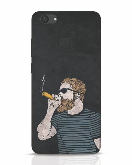 Shop High Dude Vivo V7 Plus Mobile Cover-Front