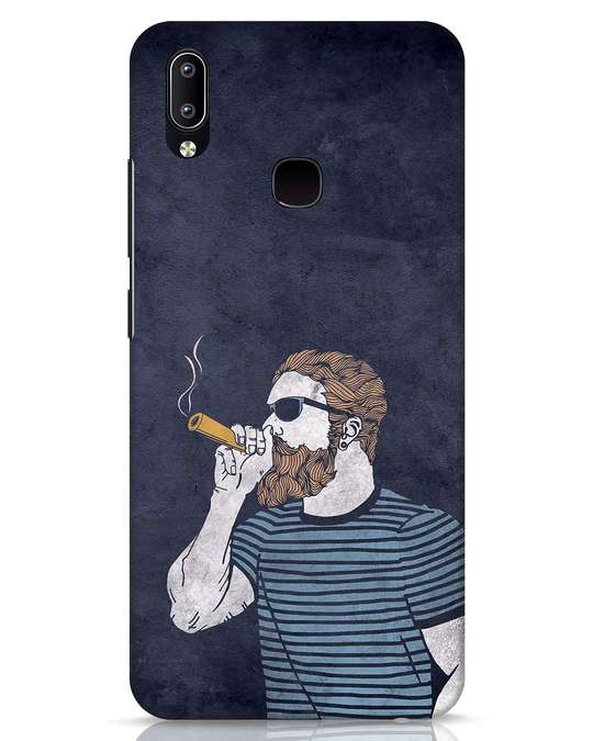 Shop High Dude Vivo Y91 Mobile Cover-Front