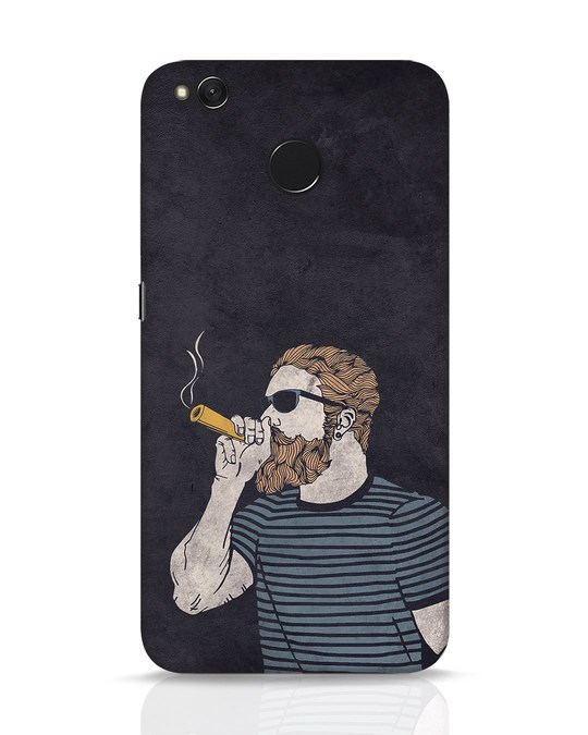 Shop High Dude Xiaomi Redmi 4 Mobile Cover-Front