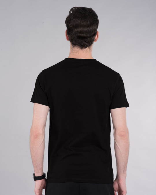 Shop High Hopes Half Sleeve T-Shirt-Back