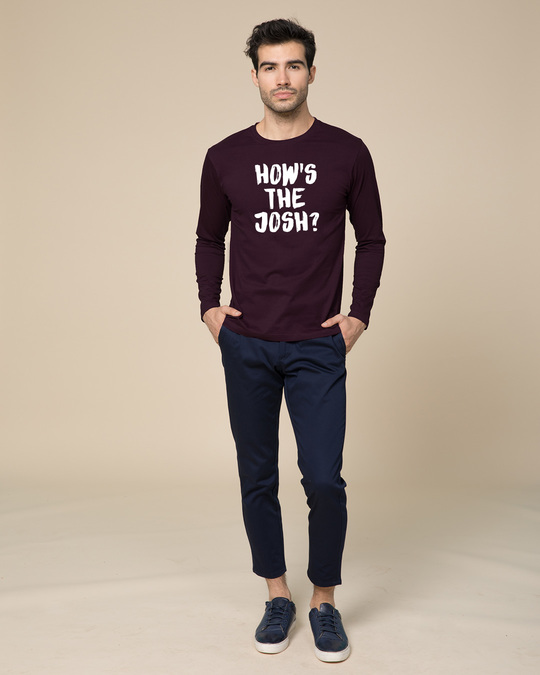 Shop High Josh Full Sleeve T-Shirt