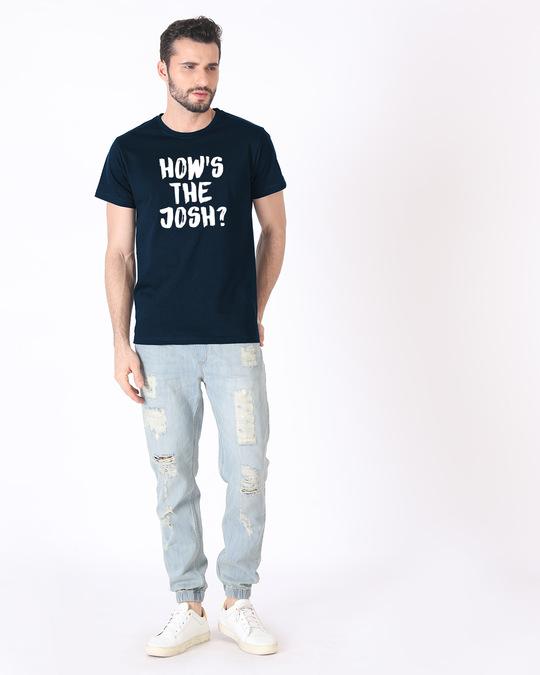 Shop High Josh Half Sleeve T-Shirt