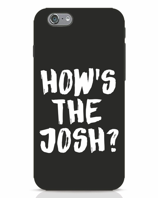 Shop High Josh iPhone 6s Mobile Cover-Front
