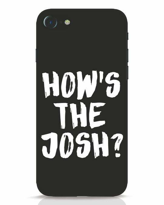 Shop High Josh iPhone 7 Mobile Cover-Front
