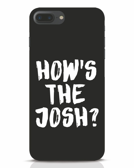 Shop High Josh iPhone 7 Plus Mobile Cover-Front