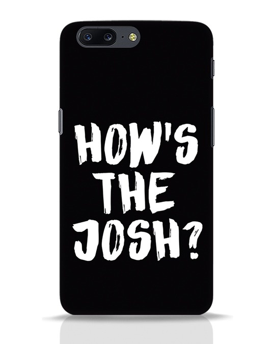 Shop High Josh OnePlus 5 Mobile Cover-Front