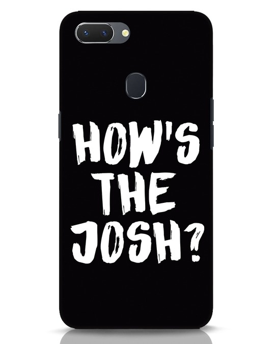 Shop High Josh Realme 2 Mobile Cover-Front