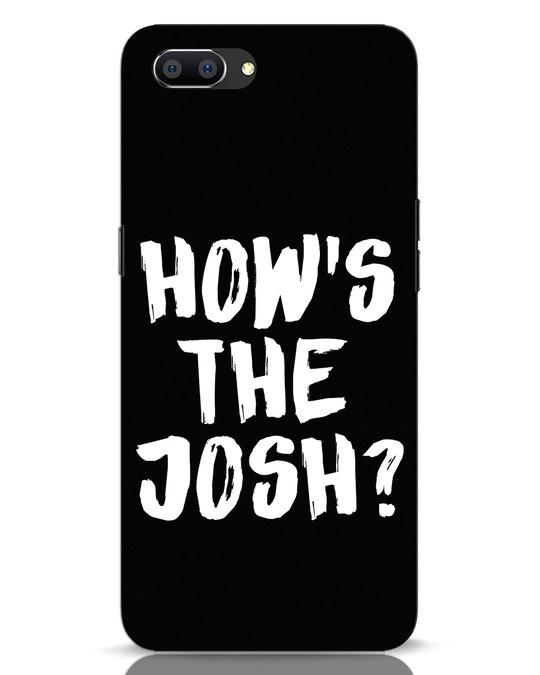 Shop High Josh Realme C1 Mobile Cover-Front
