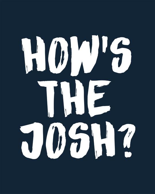 Shop High Josh Round Neck 3/4th Sleeve T-Shirt