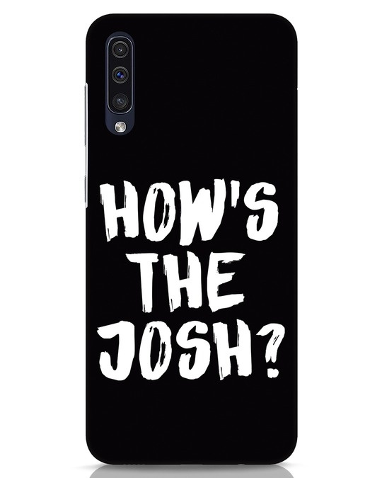 Shop High Josh Samsung Galaxy A50 Mobile Cover-Front