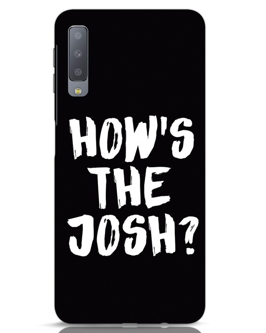 Shop High Josh Samsung Galaxy A7 Mobile Cover-Front