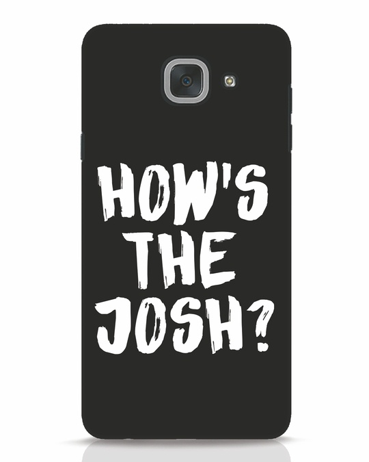 Shop High Josh Samsung Galaxy J7 Max Mobile Cover-Front