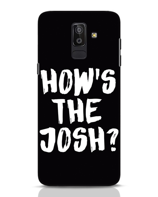 Shop High Josh Samsung Galaxy J8 Mobile Cover-Front