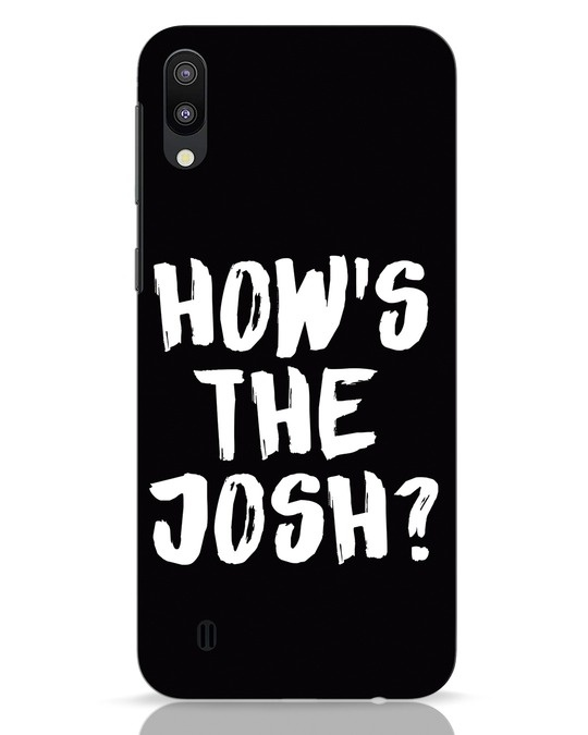 Shop High Josh Samsung Galaxy M10 Mobile Cover-Front