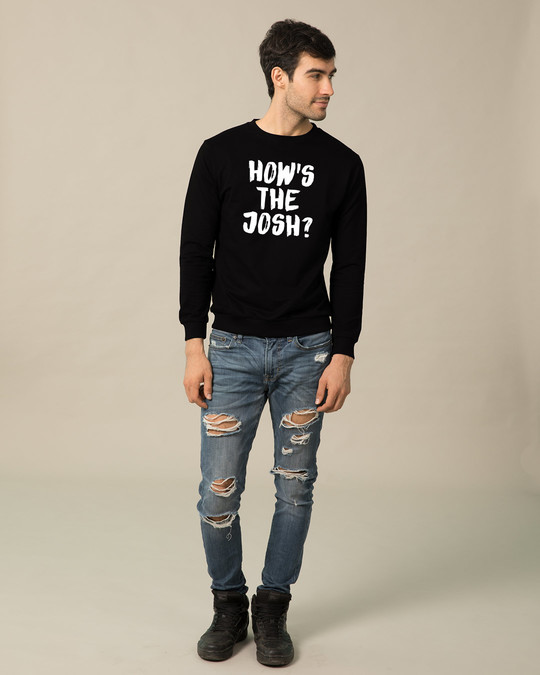 Shop High Josh Sweatshirt-Full