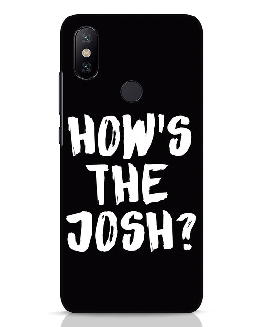 Shop High Josh Xiaomi Mi A2 Mobile Cover-Front