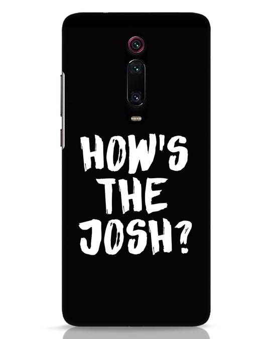 Shop High Josh Xiaomi Redmi K20 Mobile Cover-Front
