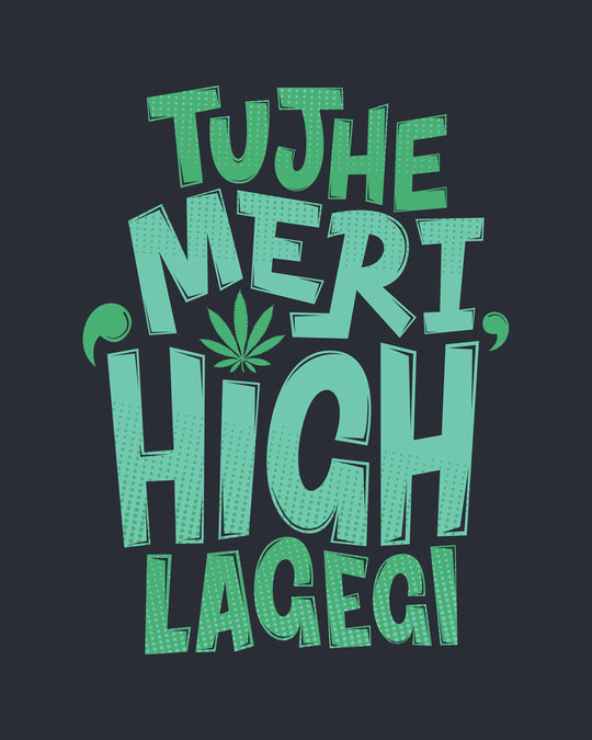 Shop High Lagegi Half Sleeve T-Shirt