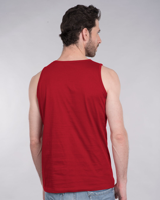 Shop High Music Shinchan Vest (SHL)-Back