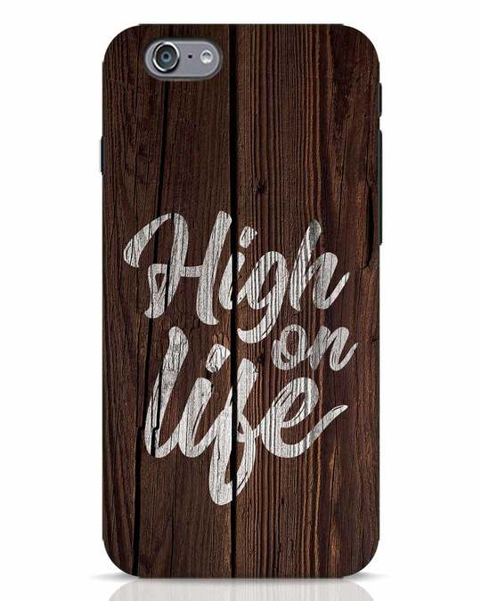 Shop High On Life iPhone 6 Mobile Cover-Front