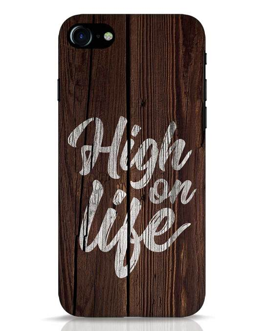 Shop High On Life iPhone 7 Mobile Cover-Front