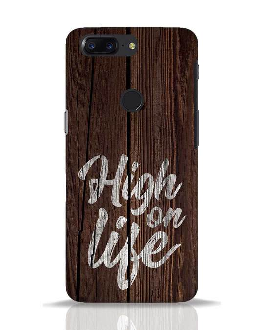 Shop High On Life OnePlus 5T Mobile Cover-Front