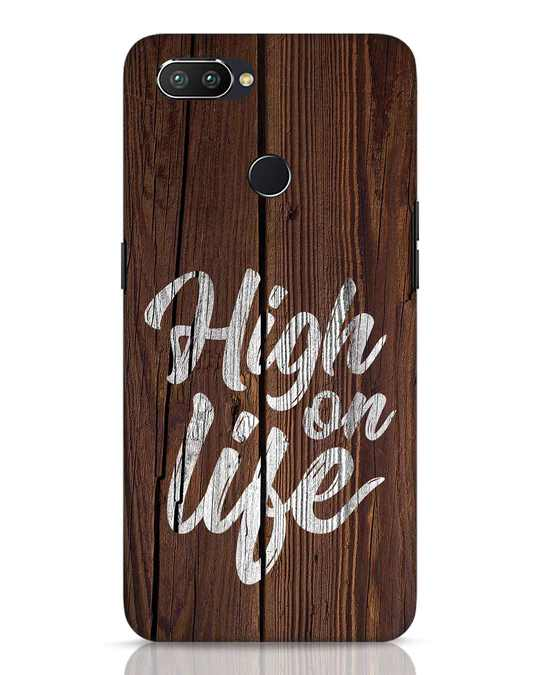 Shop High On Life Realme 2 Pro Mobile Cover-Front