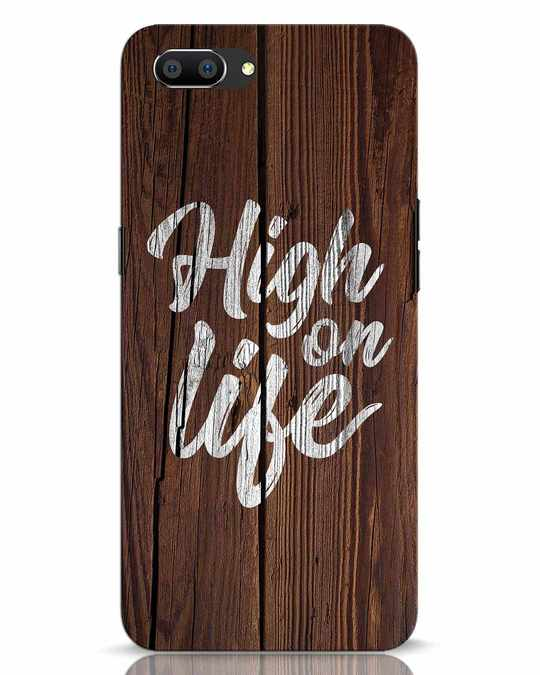 Shop High On Life Realme C1 Mobile Cover-Front