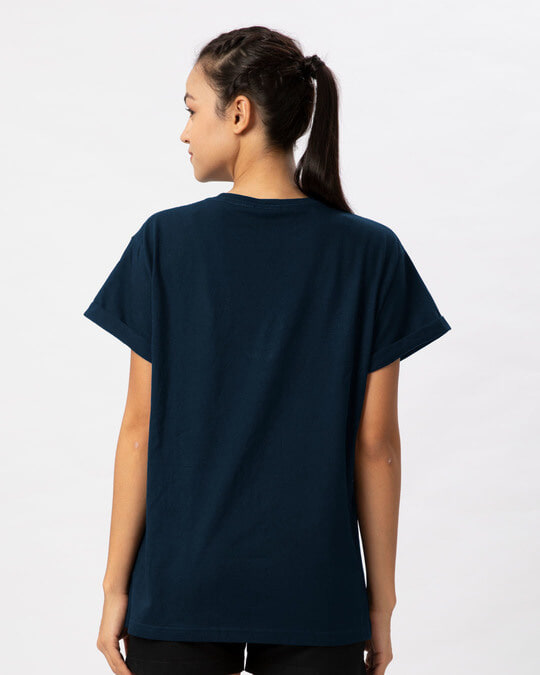 Shop High On Life Vector Boyfriend T-Shirt-Full