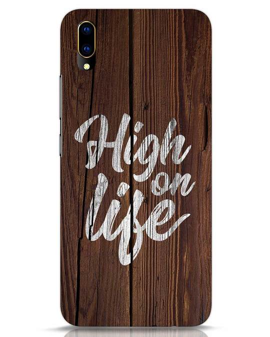 Shop High On Life Vivo V11 Pro Mobile Cover-Front