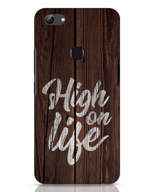 Shop High On Life Vivo Y83 Mobile Cover-Front