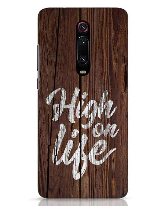 Shop High On Life Xiaomi Redmi K20 Pro Mobile Cover-Front
