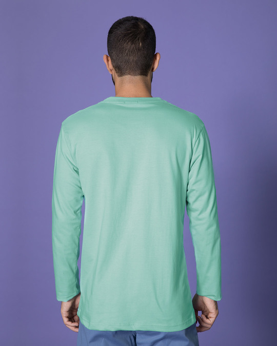 Shop Highway Full Sleeve T-Shirt-Back