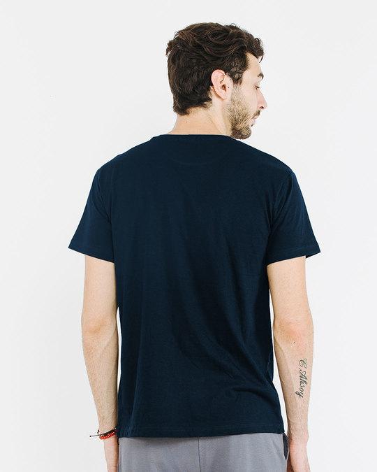 Shop Hindi Karma Half Sleeve T-Shirt-Full
