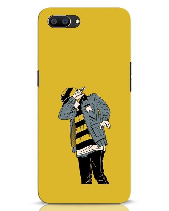 Shop Hip Hop Boy Realme C1 Mobile Cover-Front