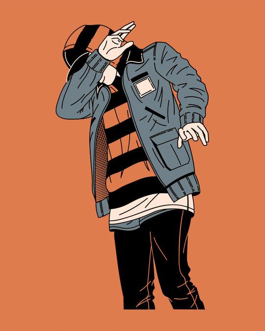 Shop Hip Hop Boy  Sweatshirt