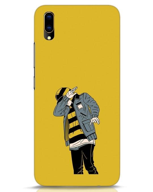Shop Hip Hop Boy Vivo V11 Pro Mobile Cover-Front