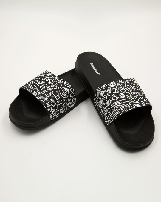 Shop Hip Hop Sliders-Front
