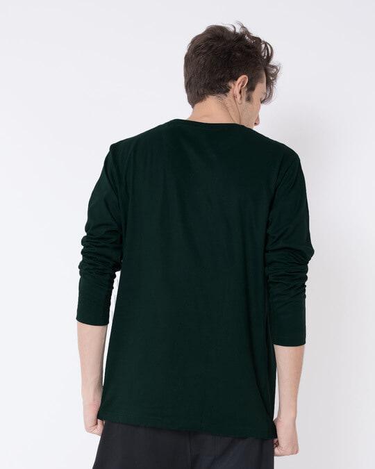 Shop Hip-hop Panda Full Sleeve T-Shirt-Full