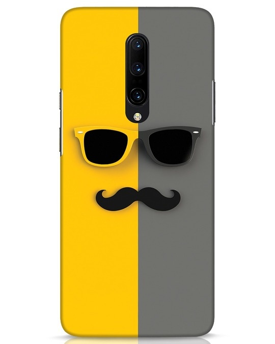 Shop Hipster OnePlus 7 Pro Mobile Cover-Front
