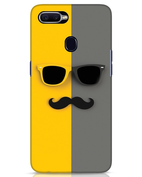 Shop Hipster Realme 2 Pro Mobile Cover-Front