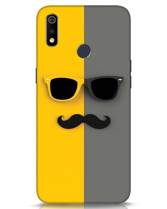 Shop Hipster Realme 3i Mobile Cover-Front