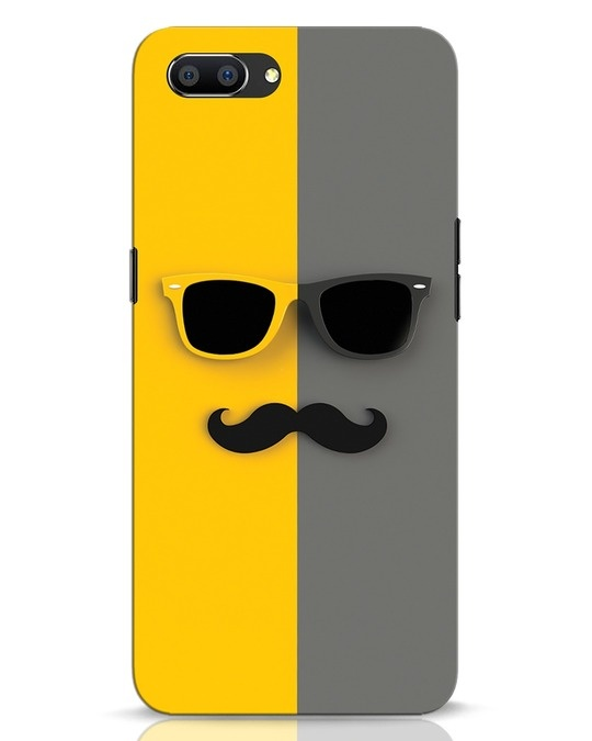 Shop Hipster Realme C1 Mobile Cover-Front