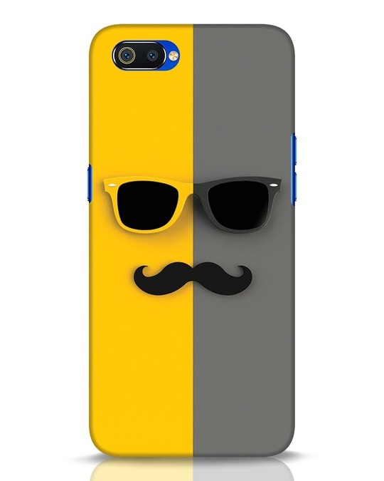 Shop Hipster Realme C2 Mobile Cover-Front