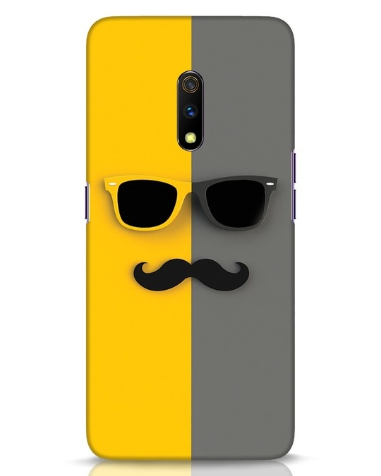 Shop Hipster Realme X Mobile Cover-Front