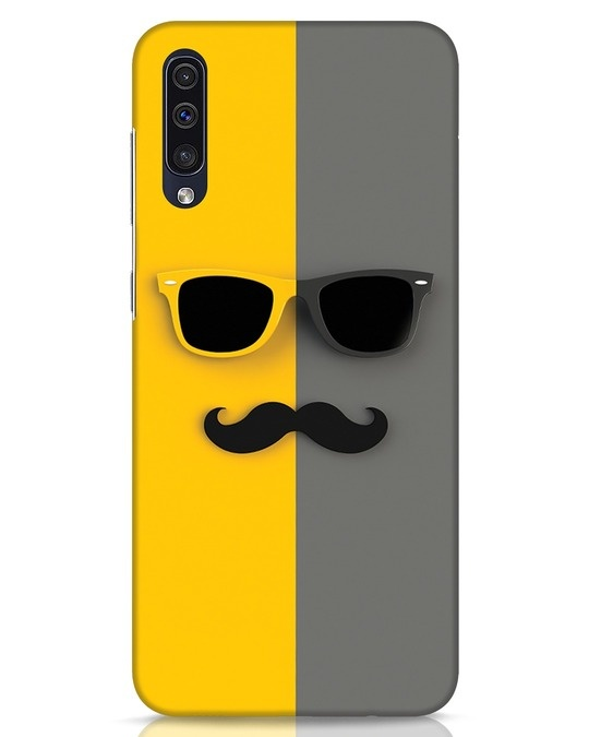 Shop Hipster Samsung Galaxy A50 Mobile Cover-Front