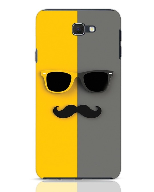 Shop Hipster Samsung Galaxy J7 Prime Mobile Cover-Front